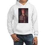 David Hume on Beauty Hooded Sweatshirt