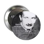Man / Language: Heidegger Button
