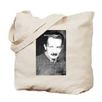 Man / Language: Heidegger Tote Bag