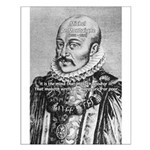 Power of Mind: Montaigne Small Poster