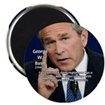 "Terrorism George W. Bush 2.25"" Magnet (100 pack)"
