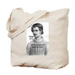 Freedom of Thought Bruno Tote Bag