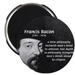 "Philosopher Francis Bacon 2.25"" Magnet (10 pack)"