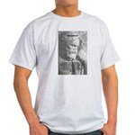 Anaximenes Air Philosophy Ash Grey T-Shirt