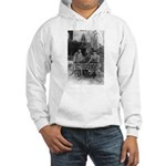 Marie & Pierre Curie Good Evil Hooded Sweatshirt