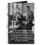 Marie Curie Physics Liberty Journal