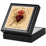 Heart of Jesus Keepsake Box