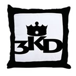 3 Kings Day Throw Pillow