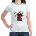Knit Nut Jr. Ringer T-Shirt