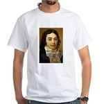 Samuel Taylor Coleridge Poet White T-Shirt