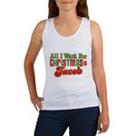 Christmas Jacob Women's Tank Top