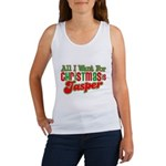 Christmas Jasper Women's Tank Top