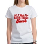 Christmas Jacob Women's T-Shirt
