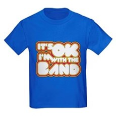 I'm With The Band Kids T-Shirt