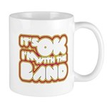 I'm With The Band Mug