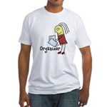 Organizer Fitted T-Shirt