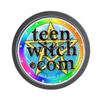 TeenWitch  Wall Clock