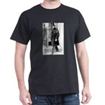 Churchill Fear of Truth Black T-Shirt