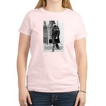 Churchill Fear of Truth Women's Pink T-Shirt
