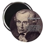 "Kant Moral Law: 2.25"" Magnet (100 pack)"