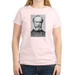 Attitude Perception on Life Women's Pink T-Shirt