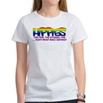 "Anti Liberal Hippies ""Stoned"" Women's T-Shirt"