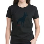 Three Legged German Shepherd Rear Leg Tripawd GSD T-Shirts