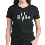The View Logo Women's Dark T-Shirt