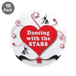 "Dancing with the Stars 3.5"" Button (10 pack)"