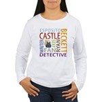 Castle Fan Women's Long Sleeve T-Shirt
