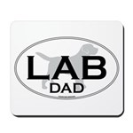 LAB DAD II Mousepad