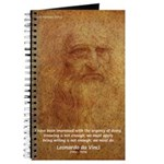Wisdom Leonardo da Vinci Journal