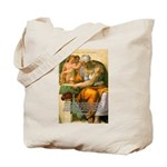 Michelangelo Art Philosophy Tote Bag