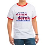 I want to Dance with Derek Ringer T