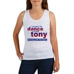 I want to Dance with Tony tee shirt