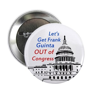 Get Frank Guinta out of Congress campaign button