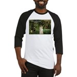 Berthe Morisot Art Quote Baseball Jersey