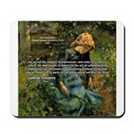 Pissarro Art of Impressions Mousepad