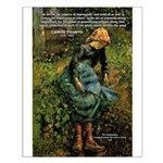 Pissarro Art of Impressions Small Poster