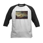 Rembrandt: on God & Painting Kids Baseball Jersey