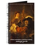 Art & Atmosphere Rembrandt Journal