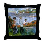 Renoir Painting: Art & Beauty Throw Pillow