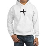 """Ash Wednesday"" Hooded Sweatshirt"