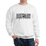 Australian Shepherd Agility Sweatshirt