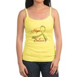 Hope Believe Diabetes Jr. Spaghetti Tank