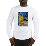Vincent Van Gogh Color Art Long Sleeve T-Shirt