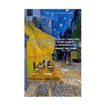 Vincent Van Gogh Color Art Mini Poster Print