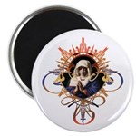 "Pray the Rosary 2.25"" Magnet (100 pack)"