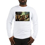 Intoxication Nietzsche Art Long Sleeve T-Shirt
