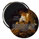 "Religious Art & Beauty 2.25"" Magnet (100 pack)"